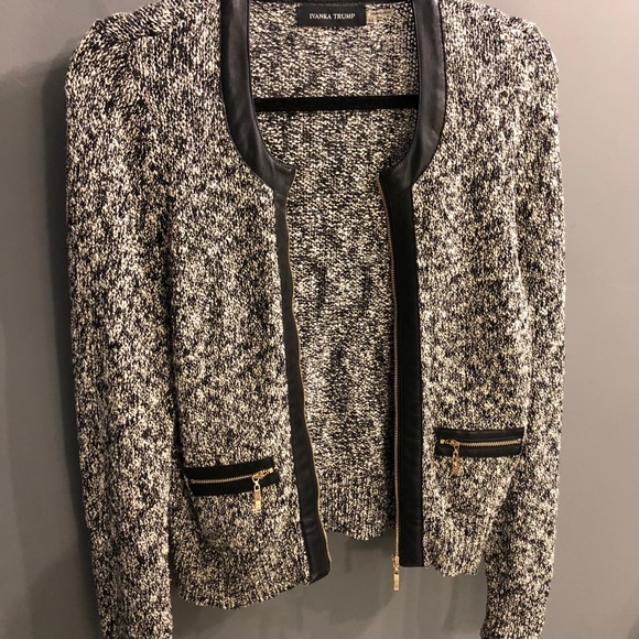 Ivanka Trump Jackets & Blazers - Ivanka Trump Jacket Size Medium